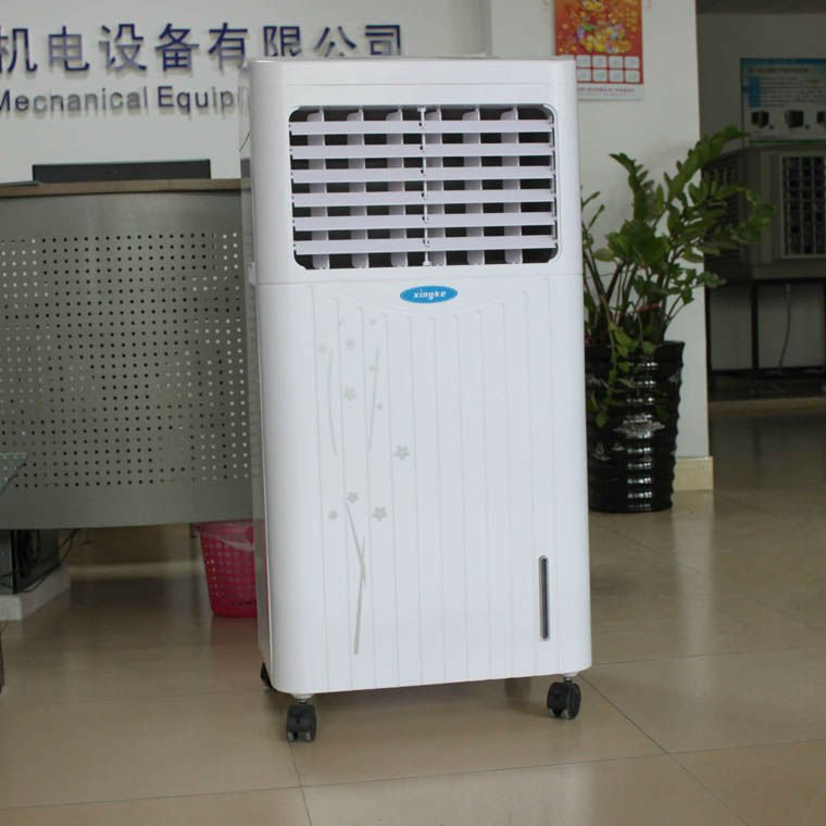 household floor standing domestic room air cooler / mini portable evaporative air condirioner