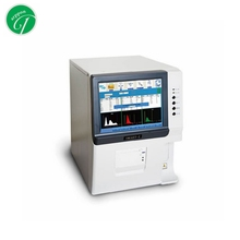 Semi automatic hematology analyzer with 19 parameters for CBC testing
