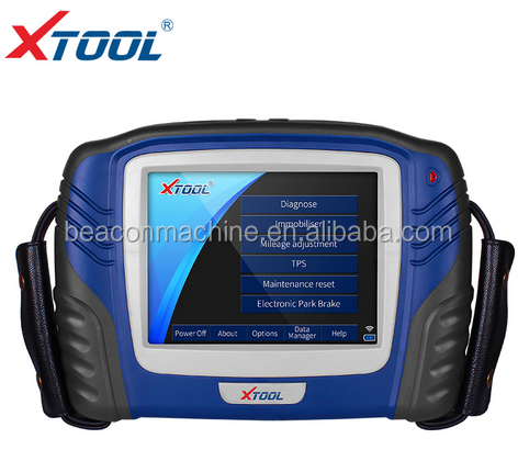 Xtool Gasoline Professional Car Diagnostic Tool Free Update Online