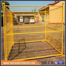 High quality 8ft x 12ft temporary metal fence panels ( Manfacturer )