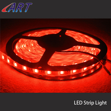 DIY cuttable battery powered flexible 2835 smd bicycle led strip light