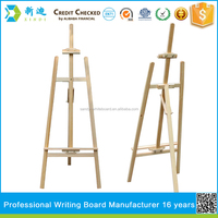 easel drawing stand wood easel