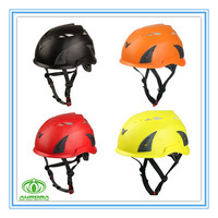 2016 top quality with fashion shape climbing sport helmet