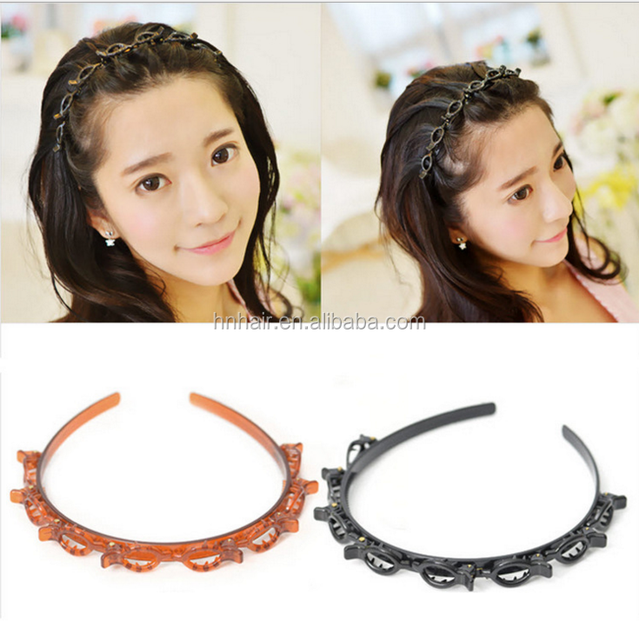 New products recommended multi-layer empty blanket bracelet hair band hoop fashionable