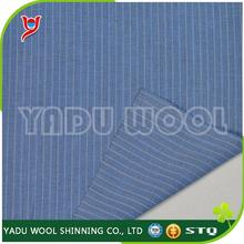 wool touch suit fabric, pants suit garment fabric, fabric for tailcoat