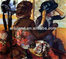 Beautiful famous paintings of women/artistic impressions paintings