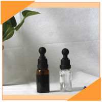 Hot Sale 20ml Amber Glass Chemical Reagent Bottle