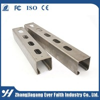Hot Product Steel Structure Hanging Metal Hat Channel Sizes