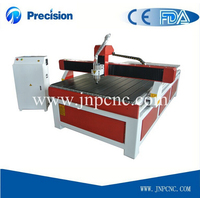 machine woodworking 4 axis cnc router from Jinan
