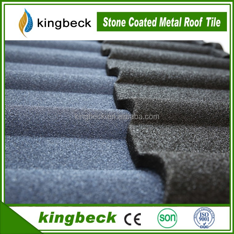 Kingbeck Roofing Supply Super Anti-Pollution Kingbeck Metal Roofing Tile and Accessories