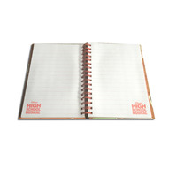 Hardcover Paper Journal Notebook For Office
