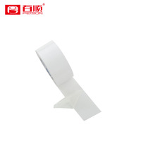 High viscosity double sided fabric adhesive packaging tape