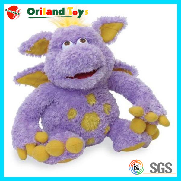 very hot purple monster stuffed toys
