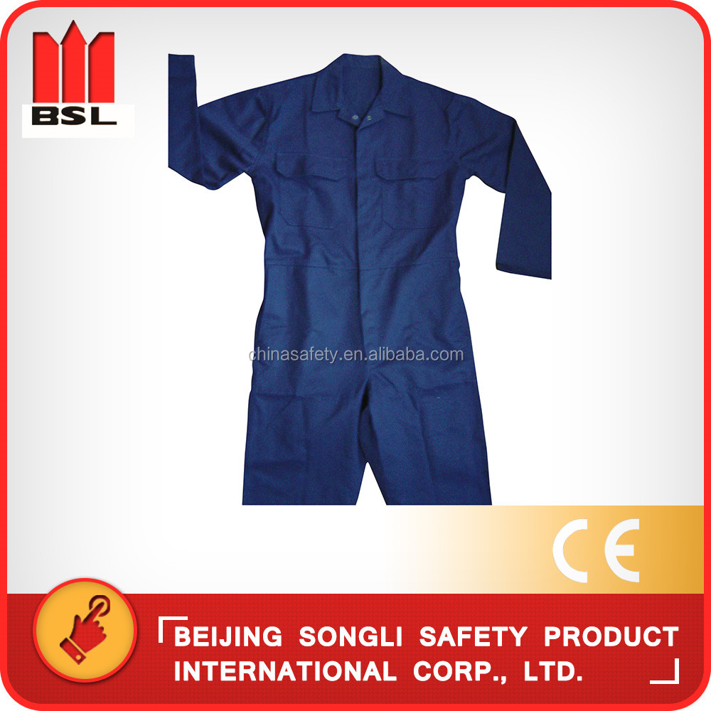 China hot selling top quality low price SLA-C1 fire resistant fire retardant fire proof flame retandant working safety coverall