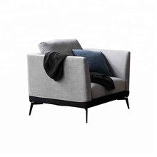 General use modern design house <strong>furniture</strong>, 3 seat fabric sofa with latex filling