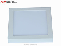 24w square led panel light surface mounted frame
