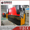WC67K 400T/4000 China good quality machine Delem DA56S system CNC steel plate presse plieuse