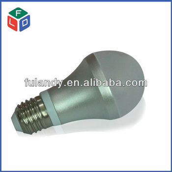 Low Cost And High Lumen 8W E27/26, B22 base Led Bulb Light