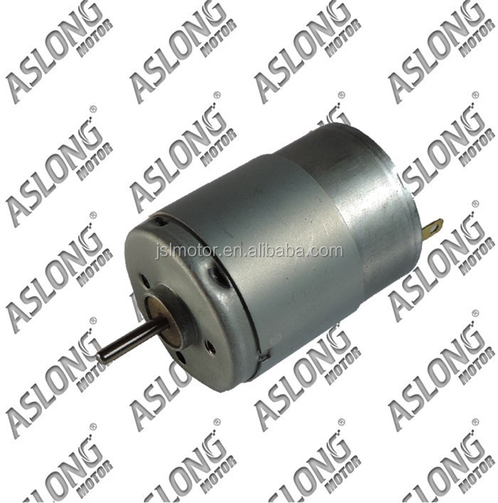 RS385 high quality electric mini 12v 24v 4hp dc motor