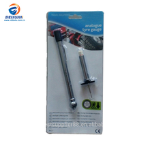 Pencil Tire Pressure Gauge and Mini Tire Depth Gauge in 2 in 1 package