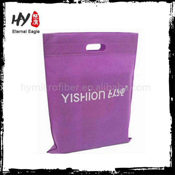 Soft promotional oversized punching bag, lamination nonwoven bag, kids punching pouch