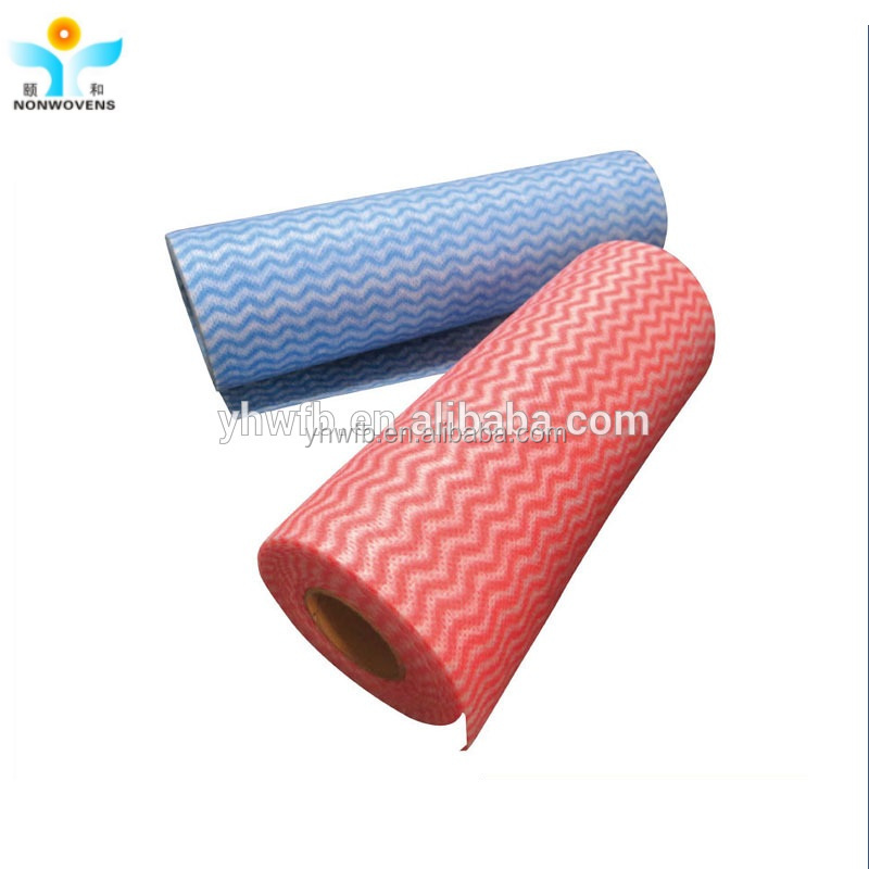 Raw Material/OEM Accept Disposable Spunlace Non WovenFabric For surgical Cloth