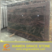 big slab stone form Indian Rose Aurora Pink granite for sale