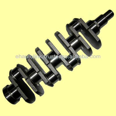 Crankshaft for Suzuki F10A 12221-75103