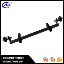 500 kg to 2000 kg Motorcycle Trailer Unbraked Rubber Torsion Axle