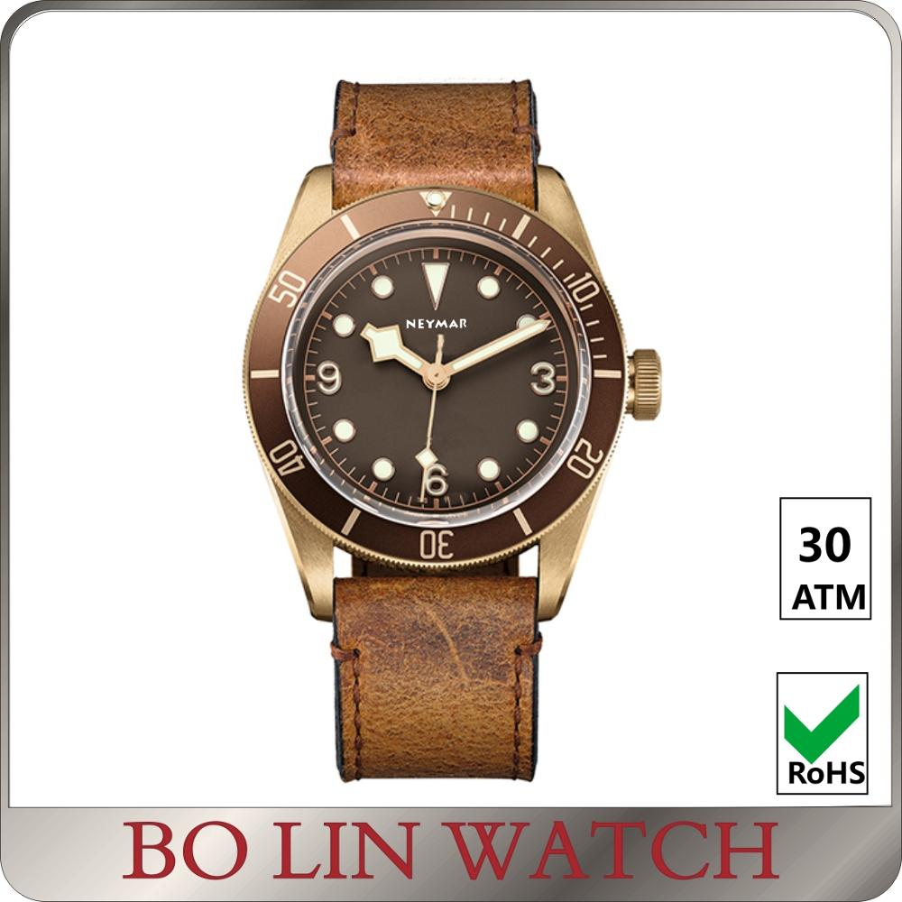 watches bronze for men, automatic germany uhr, watches men dive