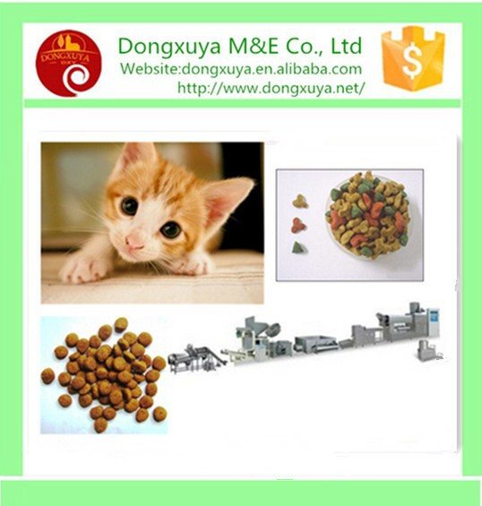 Pet Food Machine/ Fish/Bird/Dog /Cat Food Production Line
