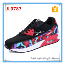 Bulk wholesale high quality man sport travel sneaker shoes brand sport shoes made in China low price sports shoes
