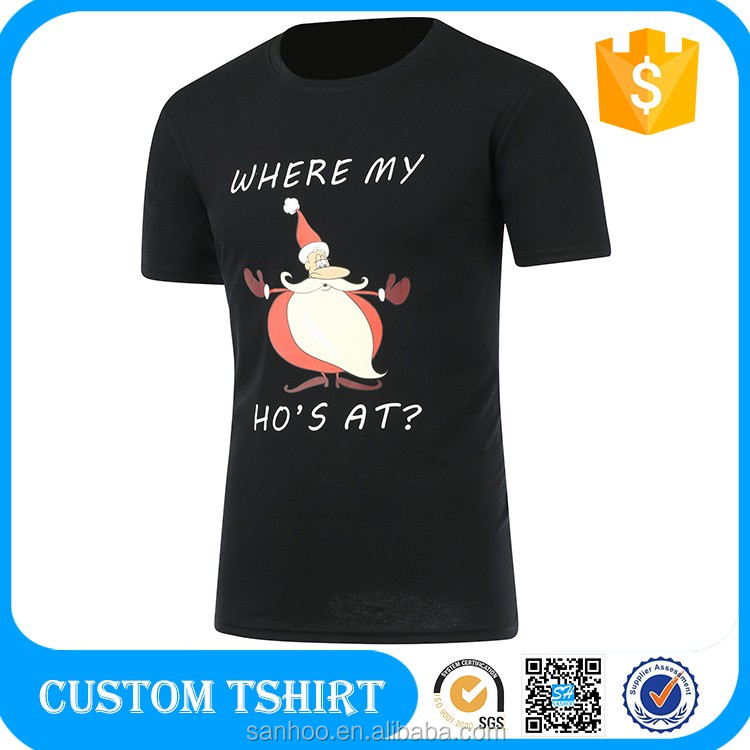 Give Out Tshirts Customized With Design Wholesale Cheap Crew Neck