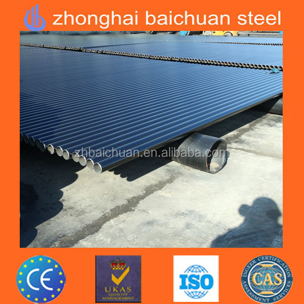 q235 carbon steel pipe hollow section properties