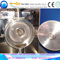stainless steel wheat rice almond flour mill milling machine in cheap price stainless steel grinder
