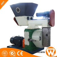 Strongwin Industrial used wood pelletizer machine for sale