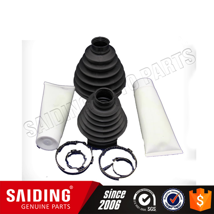 Car Spare Parts Rubber CV Joint Boot Kit for Toyota Land Cruiser 04438-60060