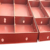 Painted Steel Shuttering Plate Concrete Block Formwork Panel