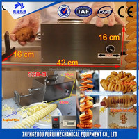 Hot ! ! !CE ribbon potato cutter/twist potato cutter