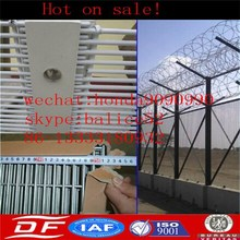 big tube iron decorative railing alibaba chinafence/358 fence/Y type post high security fence (10 years professional factory),