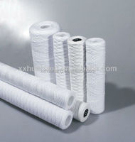 PP material coiling water filter alkaline