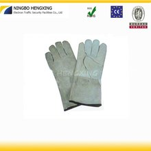 Cow split Welding Gloves HX-GL04