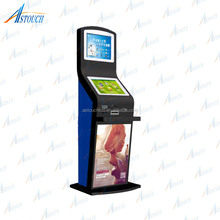 Dual Screen Self-service Betting Terminal