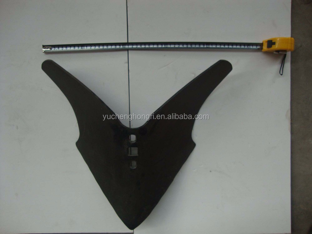 S-Tine harrow cultivator wing sweeps and shovels