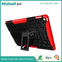 Nestest alibaba wholesale TPU and PC protector case for ipad air 2/3/4