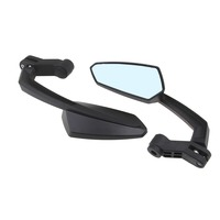 Universal 8/10mm Motorcycle Scooter Motorbike Rear View Mirror Thread Adjustable ATV Blind Spot Mirror