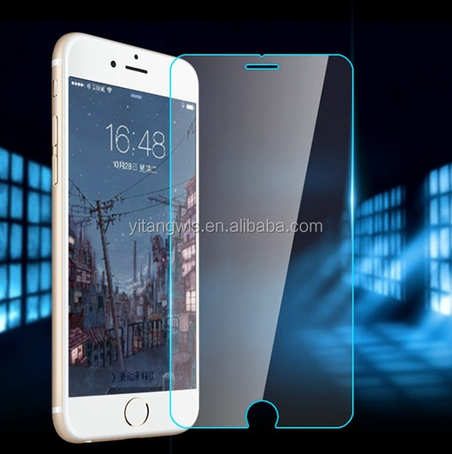 Accept bespock protector mirror clear tempered glass for metro LG LV3 LG Aristo/MS210 cell phone screen glass