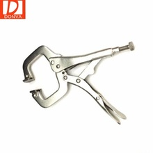 C Ring Pliers / Jaw Locking Pliers With Flexible Jaw