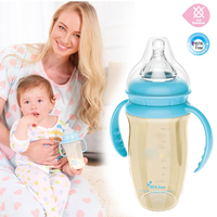 Free sample full body silicone baby bottle china baby feeding bottle with spoon feeder case silicon