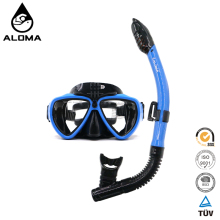 Large Capacity Wide Vision Snorkeling Mask snorkels set With Go pro camera Mount